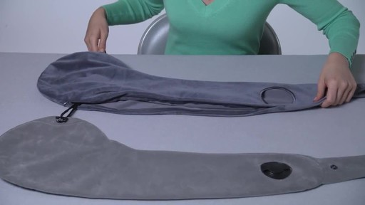 Travelrest Luxurious Pillow Cover (Cover Only) - image 3 from the video