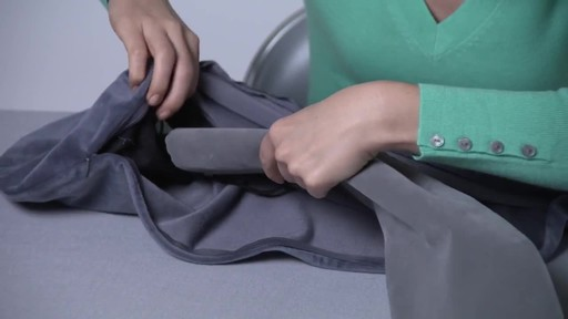 Travelrest Luxurious Pillow Cover (Cover Only) - image 4 from the video