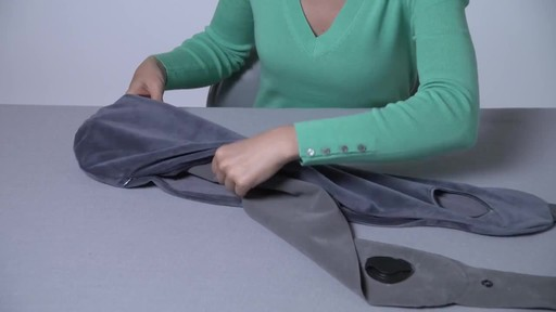 Travelrest Luxurious Pillow Cover (Cover Only) - image 5 from the video