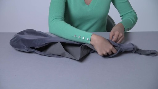 Travelrest Luxurious Pillow Cover (Cover Only) - image 7 from the video
