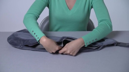 Travelrest Luxurious Pillow Cover (Cover Only) - image 8 from the video