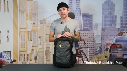 Timbuk2 - Blackbird - image 1 from the video
