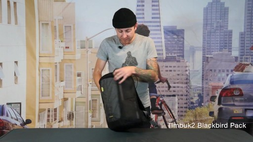 Timbuk2 - Blackbird - image 2 from the video