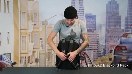 Timbuk2 - Blackbird - image 7 from the video