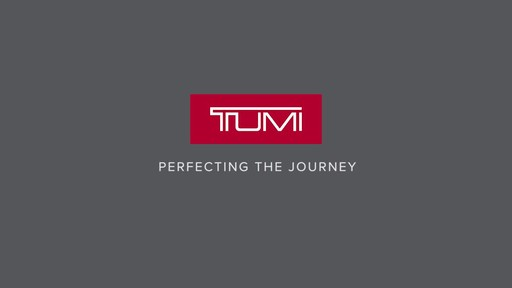 Tumi Alpha Bravo Charleston Compact Brief - image 10 from the video