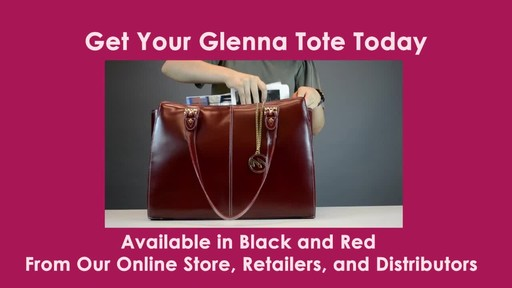 McKlein USA Glenna Tote - image 10 from the video