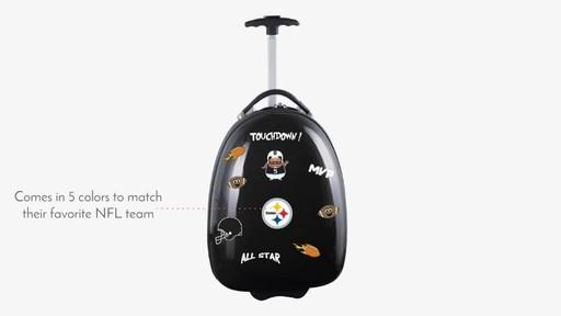 MOJO Denco Kids Luggage Pod - image 10 from the video