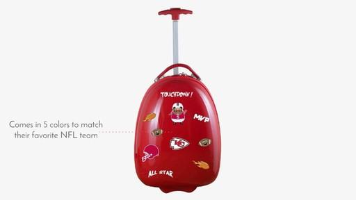 MOJO Denco Kids Luggage Pod - image 9 from the video