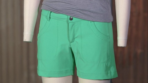 Patagonia Womens Happy Hike Shorts - image 1 from the video