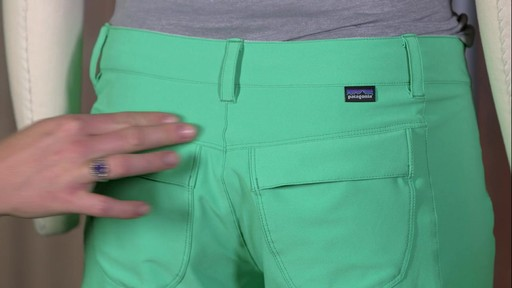 Patagonia Womens Happy Hike Shorts - image 8 from the video