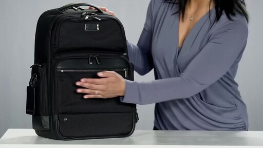 Briggs & Riley @work Large Cargo Laptop Backpack - image 3 from the video