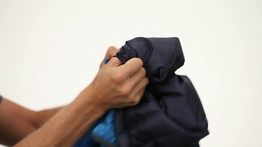 Patagonia Mens Down Sweater Vest - image 9 from the video