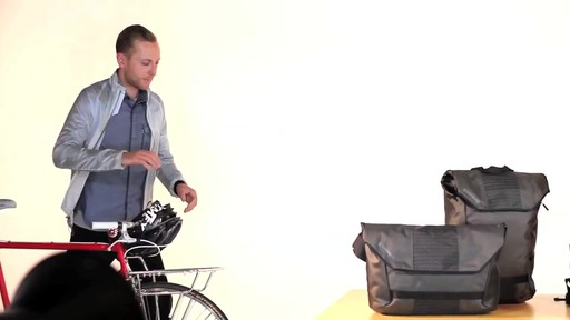 Timbuk2 Especial Vuelo Cycling Laptop Backpack - eBags.com - image 2 from the video