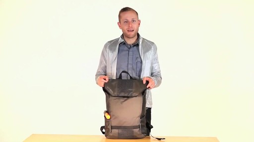 Timbuk2 Especial Vuelo Cycling Laptop Backpack - eBags.com - image 4 from the video