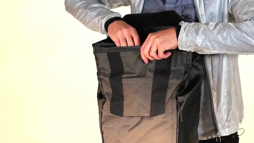 Timbuk2 Especial Vuelo Cycling Laptop Backpack - eBags.com - image 5 from the video