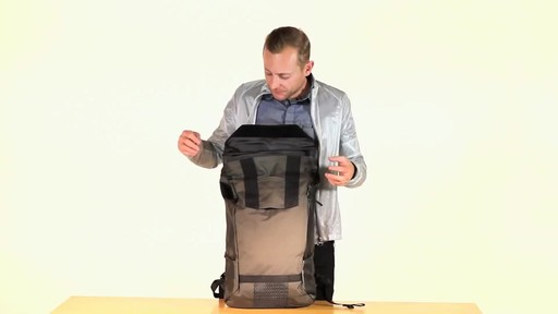 Timbuk2 Especial Vuelo Cycling Laptop Backpack - eBags.com - image 7 from the video