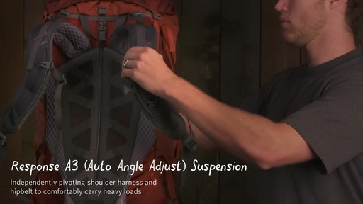 Gregory Men's Baltoro Backpacks - image 1 from the video