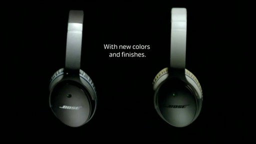 Bose QuietComfort 25 Headphones - Shop eBags.com - image 7 from the video