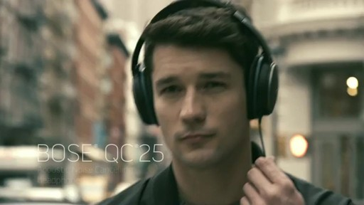 Bose QuietComfort 25 Headphones - Shop eBags.com - image 9 from the video