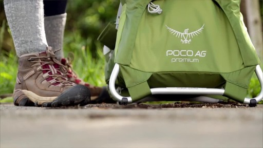 Osprey Poco AG Child Carrier - image 4 from the video