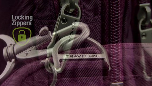 Travelon Anti-Theft Small Crossbody bag- on eBags.com - image 3 from the video