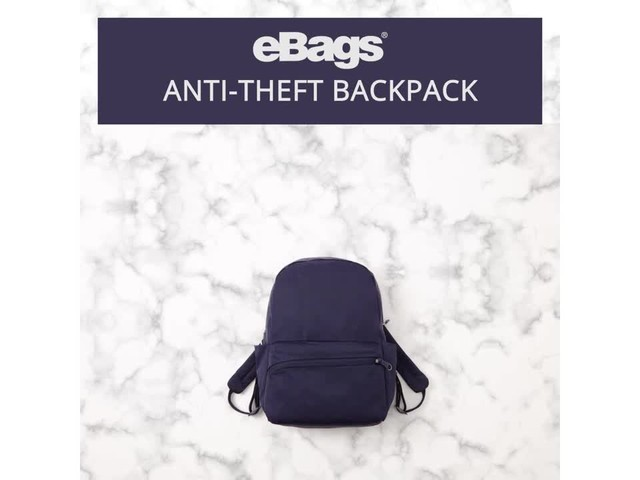 eBags Anti-Theft Backpack - image 1 from the video