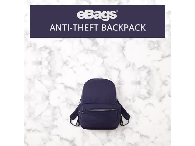 eBags Anti-Theft Backpack - image 8 from the video