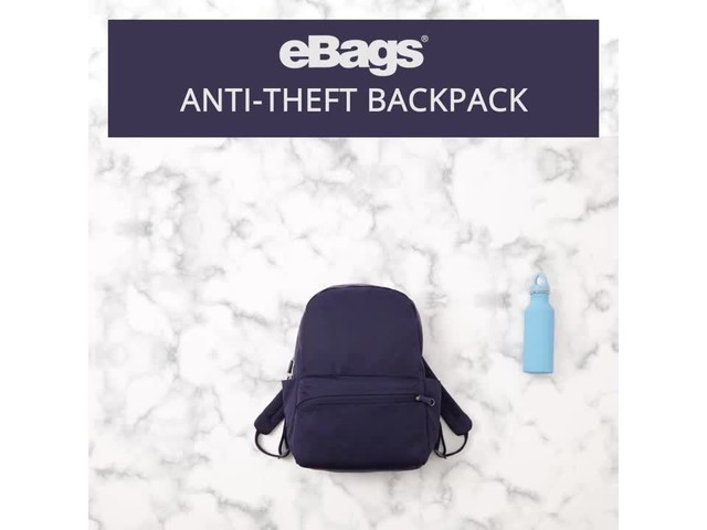eBags Anti-Theft Backpack - image 9 from the video