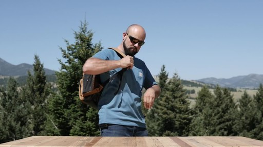 Carhartt Standard Work Pack - image 10 from the video
