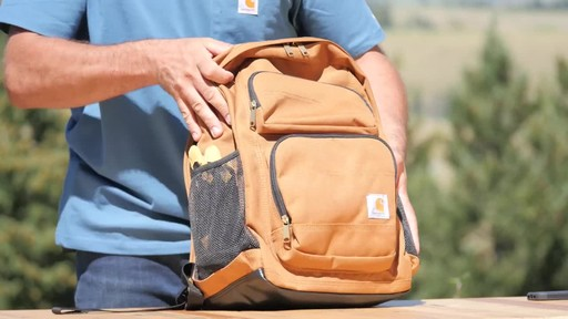 Carhartt Standard Work Pack - image 5 from the video