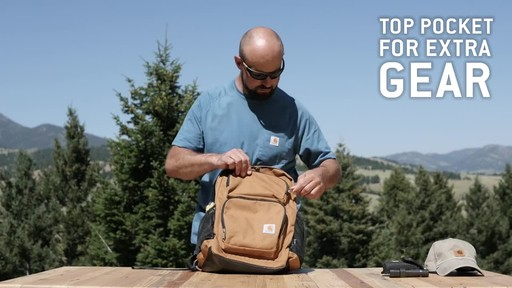 Carhartt Standard Work Pack - image 7 from the video
