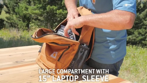 Carhartt Standard Work Pack - image 8 from the video
