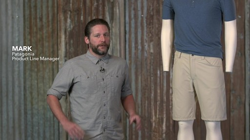 Patagonia Mens Quandary Shorts - 10in. - image 1 from the video