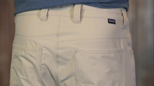 Patagonia Mens Quandary Shorts - 10in. - image 7 from the video