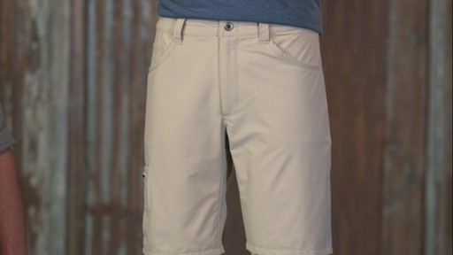 Patagonia Mens Quandary Shorts - 10in. - image 9 from the video