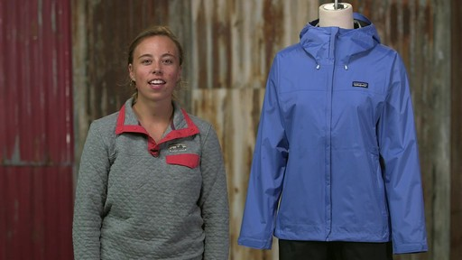 Patagonia Womens Torrentshell Jacket - on eBags.com - image 1 from the video