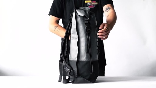 Chrome Industries Urban Ex Rolltop 28L Laptop Backpack - image 2 from the video