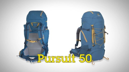 Mountainsmith Pursuit 50 Hiking Backpack - image 10 from the video