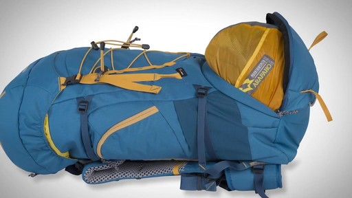 Mountainsmith Pursuit 50 Hiking Backpack - image 2 from the video