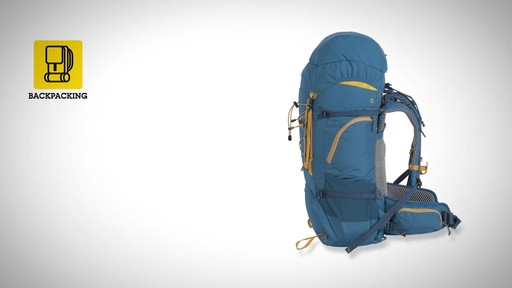 Mountainsmith Pursuit 50 Hiking Backpack - image 9 from the video