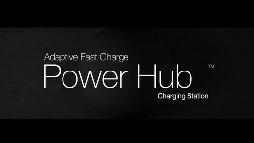 Naztech Power Hub 7 QC 3.0 Charge Station - image 1 from the video