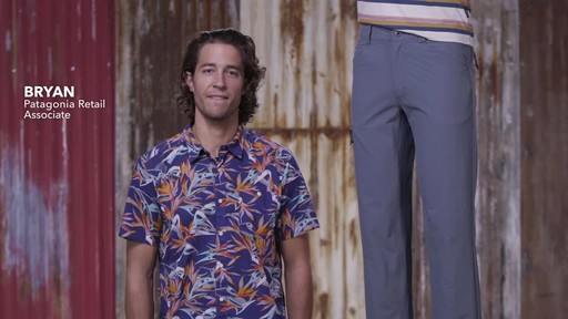 Patagonia Mens Quandary Pants - image 1 from the video