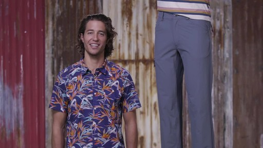 Patagonia Mens Quandary Pants - image 10 from the video