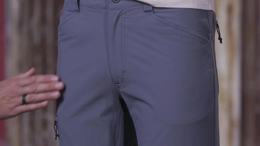 Patagonia Mens Quandary Pants - image 3 from the video