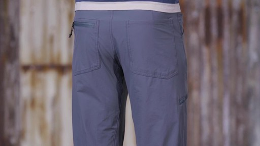 Patagonia Mens Quandary Pants - image 4 from the video