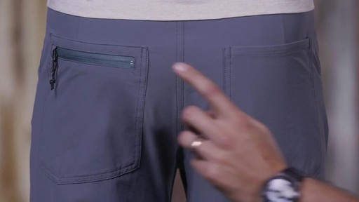 Patagonia Mens Quandary Pants - image 7 from the video
