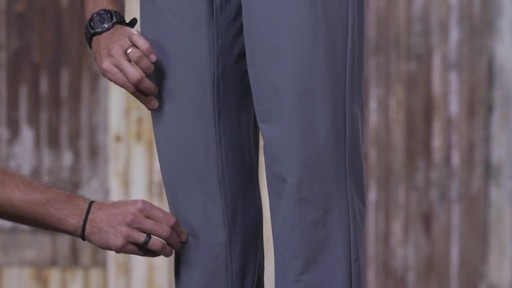 Patagonia Mens Quandary Pants - image 8 from the video