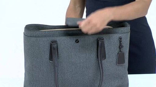 Tumi Sinclair Tegan Business Tote Ebags Com 187 Ebags Video