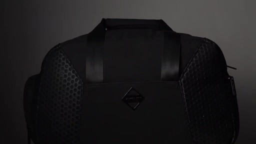 Sprayground Hex Mesh Cut And Sew Duffel - Shop eBags.com - image 3 from the video