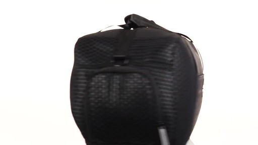 Sprayground Hex Mesh Cut And Sew Duffel - Shop eBags.com - image 6 from the video